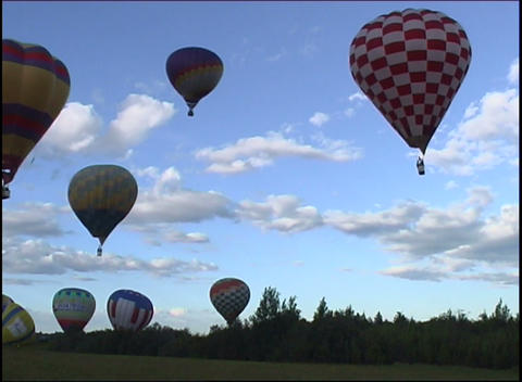 flying up Stock Video Footage