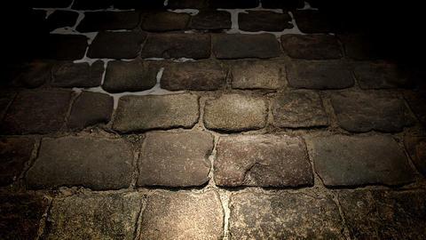 Pavement stone Stock Video Footage