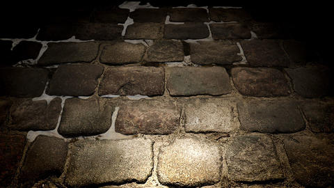 Pavement stone Animation