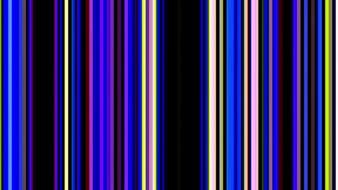 Vertical Bars Background 3 Animation