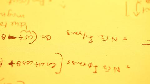 MathematicalBackground Footage