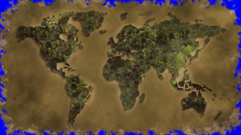 Internet Zoom In The World Map 0