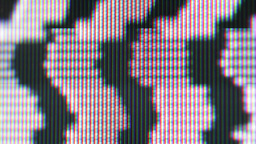 Video noise signal Filmmaterial
