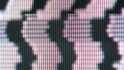 Video noise signal 영상물