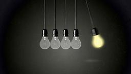 Animation of Newton's bulbs Animation