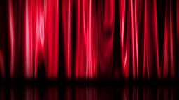 curtain background Animation