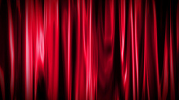 curtain background CG動画素材