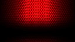 hexgonal particles background 애니메이션