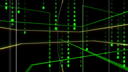 line and matrix animation Animation