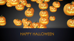 happy halloween Animation