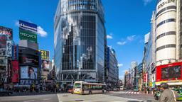 Tokyo, Japan Footage