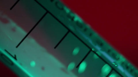 Medical Syringe Vaccine Drug Footage