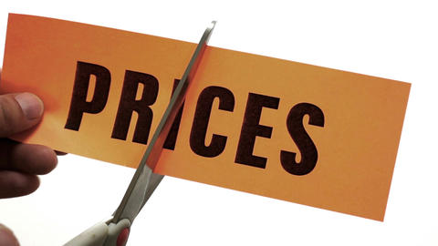 Cutting Prices Retail Sales Footage
