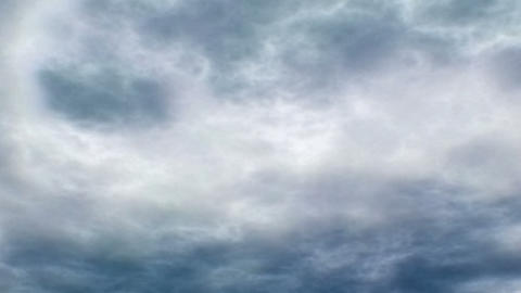 Storm Clouds Seamless Loop stock footage