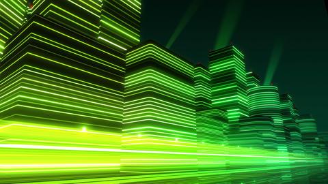 Neon Light City N 1 Bb 4 4k Animation