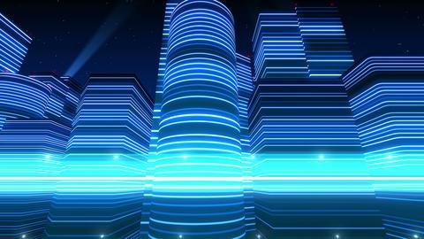 Neon Light City S 1 Bb 4 4k Animation