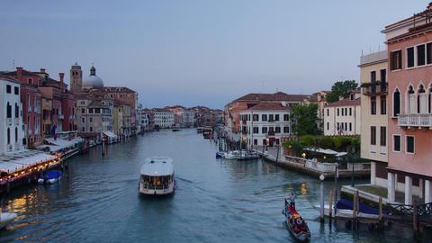 Venice Canal Footage