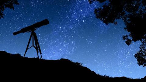 Star Watcher Animation