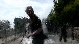 Power Car Wash Footage