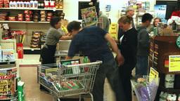 Supermarket Time Lapse