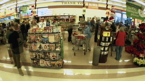 Supermarket Time Lapse 0