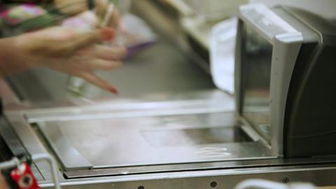 Supermarket Time Lapse 1