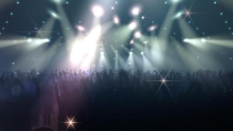Live Hall Flash LH Stock Video Footage