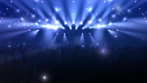 Live Hall Flash LO Stock Video Footage