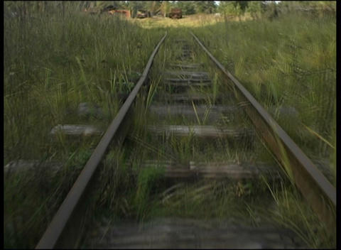 narrow-gauge railway Stock Video Footage