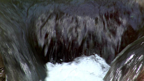 water flow background Stock Video Footage