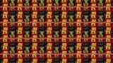 Beckoning Cat Back Tile B1 Animation