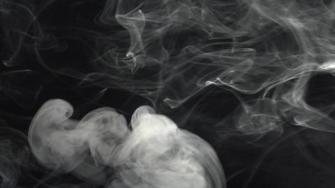 Smoke series: up in smoke Stock Video Footage