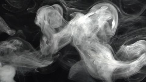 Smoke series: up in smoke Stock Video Footage
