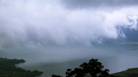 weather extreme clouds quick Stock Video Footage