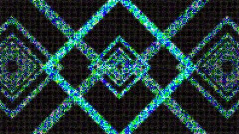 looping diamonds Stock Video Footage