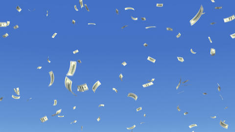 Money Dollar S b Stock Video Footage