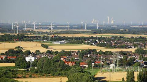 West German Energy Landscape Live Action