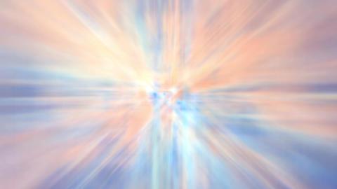 Flashy heavenly abstract flight loop 3 Animation
