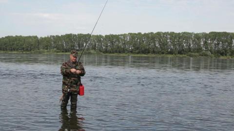 Fishing 3 Footage