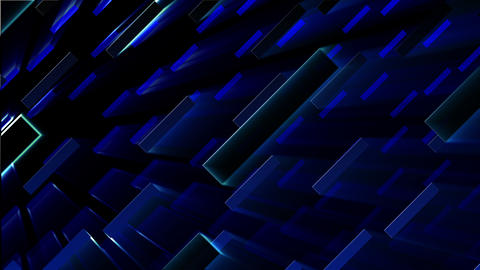 Simple background Rectan L 2 neon 4k Animation