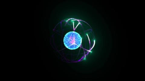 Atom Animation
