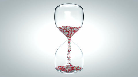 Hourglass, Stock Animation