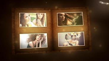 Photo Album After Effects Project
