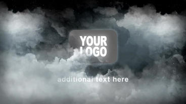 Clouds Logo Reveal After Effects Project