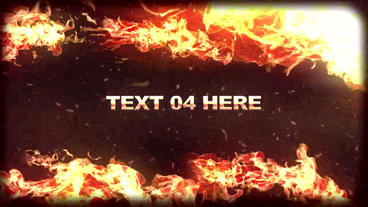 Cinematic Trailer 2 After Effects Template