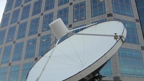 satellite dish tilt Live Action