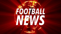 Shining Globe Football News 1 Animation
