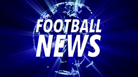 Shining Globe Football News 3 Animation