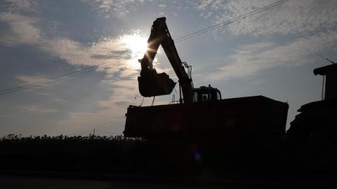 Excavator ビデオ