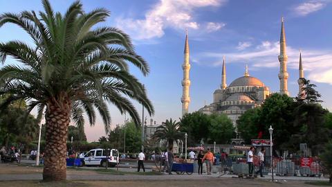 Blue Mosque, Sultanahmet Square Footage